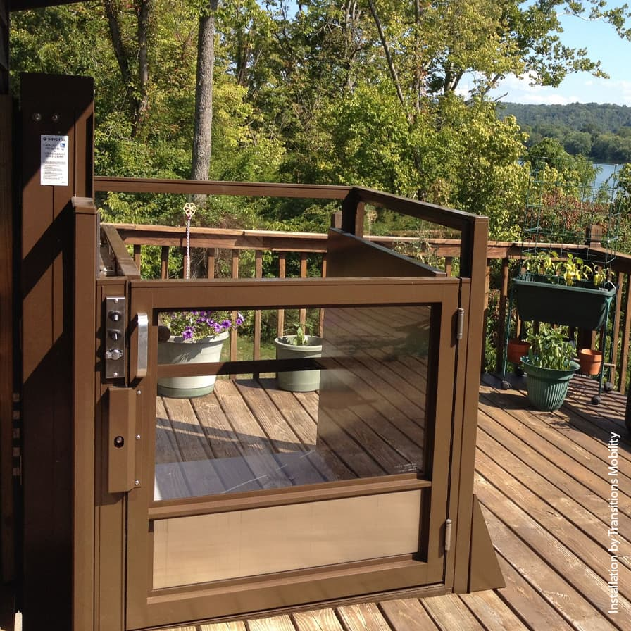 Savaria V-1504 Enclosure VPL Outdoor Cottage